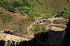I_B_IMG_0622 (florian_grupp) Tags: asia myanmar burma train railway railroad shan namtu namtumines namtuminesrailway southeast 610mm twofeet narrowgauge old industry industrial mountains steam locomotive ore mine spiral circle viaduct bridge parallel