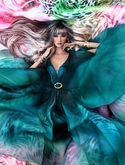 Summer Seren (kingdomdoll) Tags: seren kingdomdoll kingdom doll demetae antoniorealli fashion resinfashiondoll floral summer supermodel