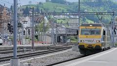SOB - 25 Years of Voralpen-Express (Kecko) Tags: 2017 kecko switzerland swiss suisse svizzera schweiz ostschweiz stgallen sg europe bahn bahnhof station eisenbahn railway railroad zug train sob vae südostbahn voralpenexpress swissvideo video geotagged geo:lat=47422270 geo:lon=9367500