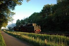 VSM 23-071+23-076 Bathmen (cellique) Tags: vsm 23071 23076 westfalendampf sondernzug bathmen stoomtreinen spoorwegen treinen trains railways eisenbahn zuge