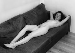 DSCF2131_pe (neroke53) Tags: naked blackwhite hairy muff tits monochrome vagina wife sexy blacklips hairypussy artisticnude nudism sensualvintage artmodel art