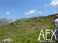 Sentiero 33-32 (Cicloalpinismo) Tags: sentiero 33 pasquilio passo della focoraccia cicloalpinismo apuane extreme aex alpi parco cai appennino foce monte vetta escursione trekking mountain bike mtb ciclismo