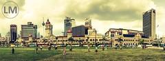 Kuala Lumpur- Merdeka Square (LaMa163) Tags: tower menera towers petronas sultanabdulsamadbuilding malaysia asia 18270 tamron travel city urban panorama eos550d canon lumpur kuala square merdeka