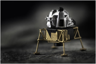 Macro Mondays - Pareidolia - Lunar Module