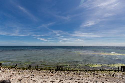 an der Ostsee zwischen Klosterseeschleuse und Dahmeshöved