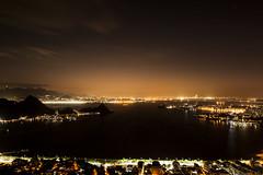 Rio de Janeiro from Niteroi (Rod.T28) Tags: riodejaneiro sunset nightphotography nightshoot canon1dsmarkiii canon1635mm28lii