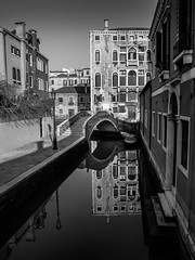 Canal and Reflection (ejjiv) Tags: venice 5star