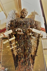 The Knife Angel (daveandlyn1) Tags: knifeangel thebritishironworkscentre oswestry ruralshropshire iii f3556 efs1855mm 1200d eos canon