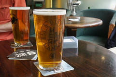 Black Country Bradley's Finest Golden (BFG) - Ely, UK (Neil Pulling) Tags: ely cambridgeshire uk pub england beer pint blackcountrybradley'sfinestgolden bfg camra