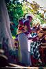 Mandinka Dancer (gwpics) Tags: africa dress people mandinka dancer slings female girl child african lifestyle toddler gambia woman tourism gambian traditional film lady person westafrica children