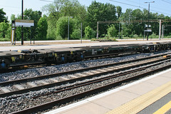 607116 Northampton 260517 (Dan86401) Tags: 607116 fta freightliner fl inner intermodal modal containerflat wagon freight northampton wcml 4m88