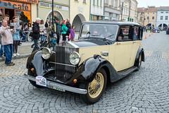 Helfštýnský okruh 2017 (The Adventurous Eye) Tags: 1936 rollsroyce 2530 helfštýnský okruh 2017 classic vintage race rally