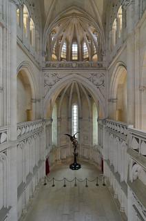 Pierrefonds (Oise) - Le château - Chapelle