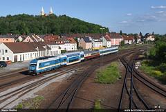 ALEX Br223.063 (Marco Stellini) Tags: alex netinera ferrovie dello stato fs bayer baviera br223 hercules eurorunner schwandorf
