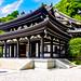 Kannon Hall of Hase Kannon : 観音堂(長谷観音)