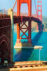 I Think It's Over and Then It Starts Again (Thomas Hawk) Tags: california goldengatebridge sanfrancisco usa unitedstates unitedstatesofamerica bridge fav10 fav25 fav50 fav100