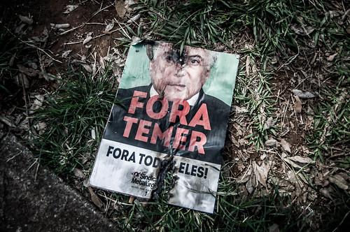 #OcupaBrasilia - 24/05/2017 - Brasilia (DF)