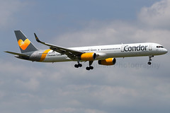 G-JMOF Condor Flugdienst Thomas Cook Airlines UK B757-300/WL London Gatwick Airport (Vanquish-Photography) Tags: gjmof condor flugdienst thomas cook airlines uk b757300wl london gatwick airport vanquish photography vanquishphotography ryan taylor ryantaylor aviation railway canon eos 7d 6d aeroplane train spotting egkk lgw gatwickairport londongatwick londongatwickairport