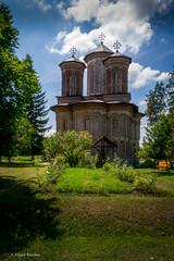 Snagov Monastery (Askjell) Tags: dracula lakesnagov mănăstireasnagov romania snagovmonastery spooky undead vampire vladiiidracula vladtepes ghost ghostly hounted medieval middleage