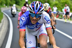 Tour d'Italie 2017 (equipecyclistefdj) Tags: cyclisme tourditalie 2017 giro2017 etape20 etapedemontagne action fdj grosplan attaque italie ita