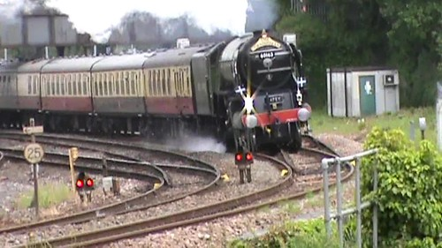 60163 Tornado on The Cornishman 29 May 2017
