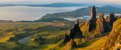 Sunrise over the Old Man of Storr (skweeky ツ) Tags: old man storr isle ile skye scotland great britain sunrise lever soleil