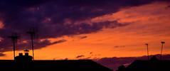 evening skies 4 (samuel.t18) Tags: evening skies colourful colour orange yellow clouds sunset tsamchar nikon d3200 samuelt18 silouettes dusk nwn