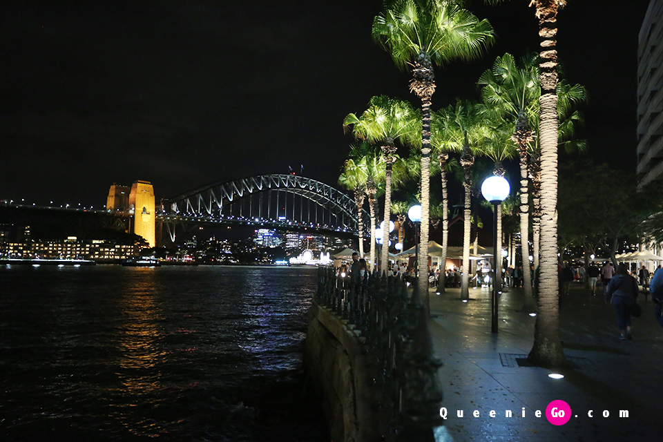 澳洲雪梨餐廳 Sydney Cove Oyster Bar吃頓看著雪梨港灣大橋美景的晚餐