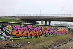 IMG_7549 (CONSTRUCTIVE DESTRUCTION) Tags: graffiti graff piece moniker tag streak searius jesl jesol urine