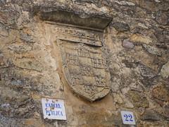 Cárcel de Pedraza. Pedraza (Segovia) (Raquel fernández 2) Tags: pedraza turismo historia antigüedad arquitectura arquitecturamedieval edadmedia reinodecastilla sxiv geografíaurbana urbanismo urbano detalle