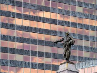 Don Diego Lopez De Naro Monument, Bilbao