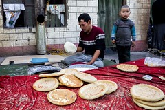 Roadisde Bakery - Faces of Xinjiang
