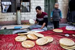 Roadisde Bakery - Faces of Xinjiang