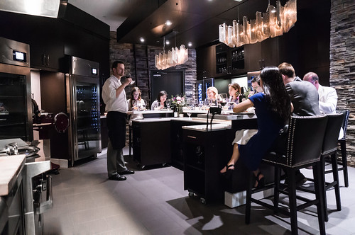 Savoury is an intimate 10-seater restaurant