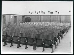 """Archiv M768 """"Zuschauersaal, Rückwand und Projektions- und Schnellöffnungen für Massen 1-6"""" (Hans-Michael Tappen) Tags: archivhansmichaeltappen zuschauersaal vorführsaal rückwand kino schnellöffnungen notausgang projektionsöffnung 1930er 1930s kinogeschichte filmgeschichte technik technikgeschichte elektrik elektrotechnik"""