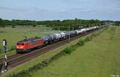 DB Cargo 1604, Breda Takkenbijsters, 24-5-2017 17:14 (Derquinho) Tags: uc unit cargo schenker dbc 61816 lutterade dsm sittard kijfhoek dorst db 1604 1600 breda takkenbijsters