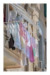 55/100: Washday pinks (judi may...mostly off for a while) Tags: 100xthe2017edition 100x2017 image55100 windowwednesday window laundry washing building architecture malta canon7d openwindow