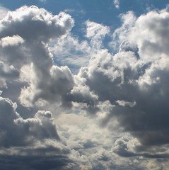 Unreal sky