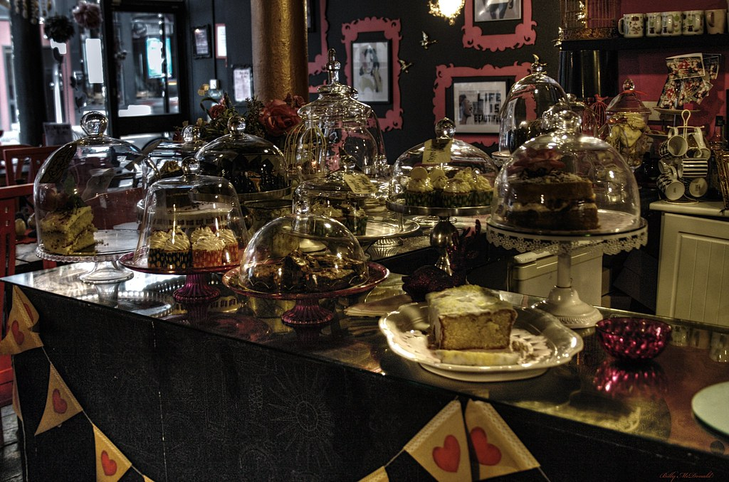 Chinese Cake Shop Glasgow