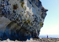 Cala. (valorphoto.1) Tags: selecciónvp paisaje marina rocas mar cala photodgv