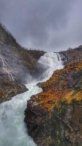 Kjosfossen Waterfall Norway 🇳🇴