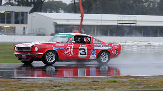MUSTANGS @ Touring Car Masters