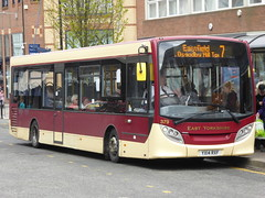 Photo of East Yorkshire 0379 (YX14 RXF)