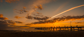 Glenelg Sunset