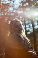 Into The Woods (D. Cassarino Photography) Tags: woods goldenhour portrait lightroom canon400d 50mm zlatibor serbia