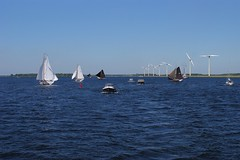 DSC05952 (Fotofreaky2013 (BUSY)) Tags: botter botterrace eemmeer eemlijn boottocht fietsboot lake meer bunschotenspakenburg spakenburg boot boat ship schip zeilen zeil bunschoten zuidwal