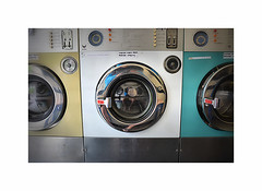 Wash ! (CJS*64) Tags: hebden bridge westyorkshire cjs64 craigsunter cjs nikon nikkorlens nikkor nikond7000 dslr d7000 dayout daytripper wash clean laundry launderette colour colours spin 18mm105mmlens 18105mmlens