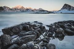 First light (martinzorn) Tags: norway norge norwegen snow landscape winter cold travel europe lofoten