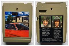 8 Track Cassette: The Carpenters (Christian Montone) Tags: 1970s 8tracks 70s tapes cassette 8track
