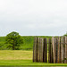 Wooden wall of Monks Mound: seperating the elite from the masses
